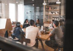 Konferenslokal för kreativa möten